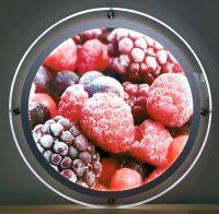 световая панель crystal round d500